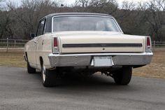 1967 CHEVROLET NOVA CUSTOM 2 DOOR POST COUPE - Barrett-Jackson Auction Company - World's Greatest Collector Car Auctions