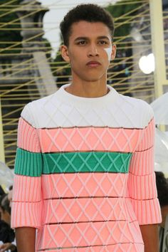 Kenzo   Spring 2015 Menswear Collection   Style.com