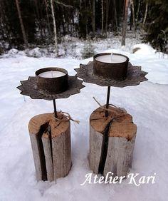 Atelier Kari naturdekorasjoner og kranser: Kranser