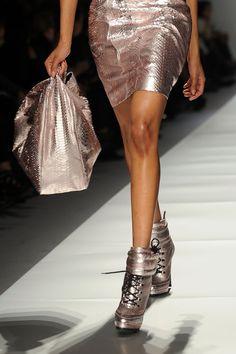 Bluemarine-Milan Fashion Week Fall 2012 Shoes and Bags