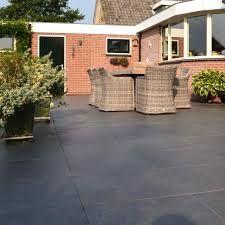 Afbeeldingsresultaat voor terras met keramische tegels