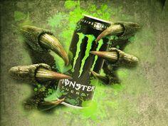 monster energy logo | ... de pantalla - Wallpapers: Foro • Ver Tema - Monster Energy Drink