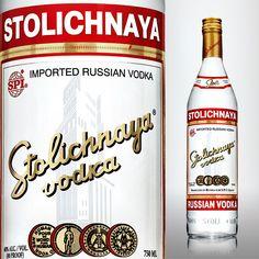 Stolichnaya Vodka (Ron Vadas favorite)