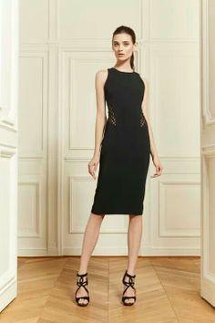 3360352e9d370 Zuhair Murad Petite Robe Noire, Haute Couture, Mode Haute Couture, Défilé De  Mode