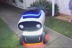 Domino's To Start Using Pizza Delivery Robots   HUH.