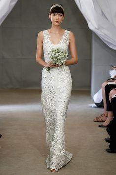 Carolina Herrera Spring 2013 Bridal 33