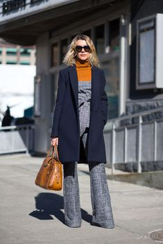 21 winter street style looks perfect for the office: