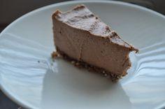 Vihreässä Keittiössä: Suklainen raakakakku