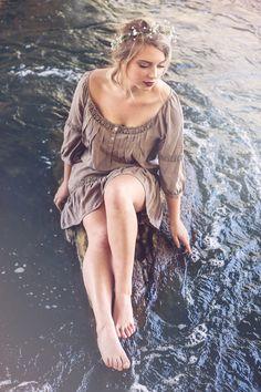 Creek photoshoot