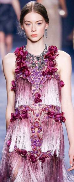 ~ Living a Beautiful Life ~ Marchesa, Lovely Dresses, Beautiful Gowns, Beautiful Life, Evening Outfits, Evening Gowns, Fantasy Gowns, Evolution Of Fashion, Gala Dresses, Haute Couture Fashion