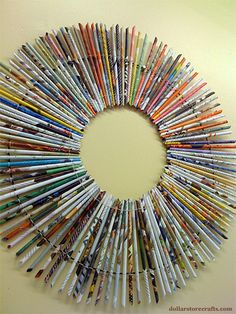 1000 images about painting crafts on pinterest tumblers for Art from waste paper