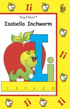 Isabella Inchworm Big Book