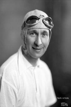 Ralph Hepburn winner of Indy 500