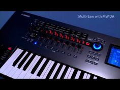 MONTAGE8 - MONTAGE - Synthesizers - Music Production Tools - Products - Yamaha United States