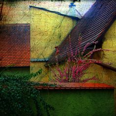 elinka: wall and roof abstract By ♦ Vangral ♦ Peter Grahlmann