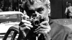 Jaques Henri Lartigue, photographer