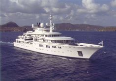 Inside Paul Allens $160 Million Yacht Tatoosh