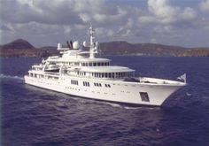 Inside Paul Allens $160 Million Yacht Tatoosh