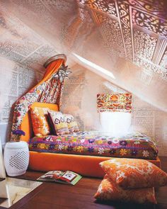 Interiores con encanto VI: Dormitorios http://patriciaalberca.blogspot.com.es/
