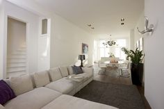 Bright Two-Floor Apartment in Amsterdam by Hofman Dujardin