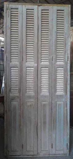 Plus de 1000 id es propos de porte coulisse sur pinterest portes coulissa - Coulisse de porte de placard ...