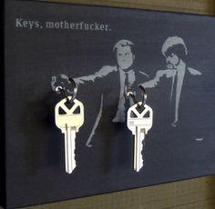 Keys motherfucker