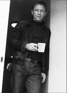 Can somebody please make a Steve McQueen biopic so Daniel Craig can play him???  I like my men  like I like my tea:  Hot and British.: