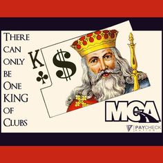 ads for mca the king