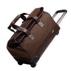 Travel Bags 20 Inch Large Capacity Women Trolley Bags Travel Duffle Bag