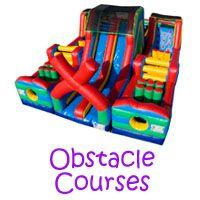 Magic Jump Rentals | Obstacle Course Rentals, Inflatable Obstacle Courses, Inflatable Maze