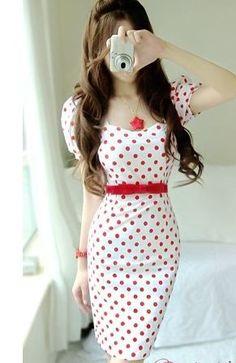 Vestidos Moda Japonesa Primavera Verano Existencias Daa