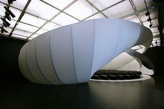 Zaha Hadid Pavilion | Flickr - Photo Sharing!