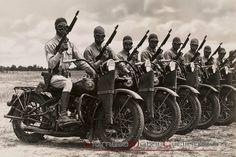 Harley Davidson Cavalry