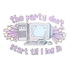 the party is going all night long on We Heart It