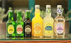 "Natural Sodas: Fentimans - The century-old soda maker Fentimans prides itself on a ""botanically brewed"" process, which involves infusion, boiling and a seven-day fermentation period. Made from natural ingredients like ginger root, dandelion leaves and juniper berries, many of the heavily spiced concoctions drinks also pack a strong caffeine punch. 