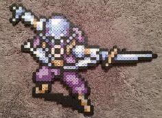 Chrono Trigger  Slash  Hama/Perler bead by GamingCraftsByAddy
