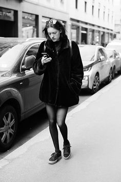 On the Street…Coats & Legs, Milan & London