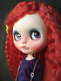 Custom Doll for Adoption by Dafnery http://etsy.me/2vvK1RF Check more custom dolls for adoption at http://ift.tt/2lbVttq
