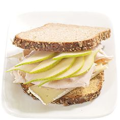 6 Simple Sandwich Makeovers | Pair With: Turkey and Brie | CookingLight.com