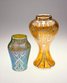 Probably Johann Löetz Witwe Glassworks (Klostermühle, Austria, 1836–1947) / Vase / ca. 1900