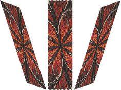 Infinity bracelet  PDF pattern by EsotericBeads on Etsy, €4.00