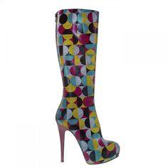 Heeled Boots, Heels, Fashion, High Heel Boots, Heel, Moda, Heel Boots, Fashion Styles, Boots