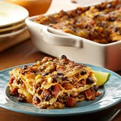 Learn to make Mexican Lasagna. Read these easy to follow recipe instructions and enjoy Mexican Lasagna today!