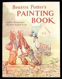 Bildergebnis für peter rabbit colouring book