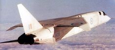 BAC TSR-2 to think of what might've been.