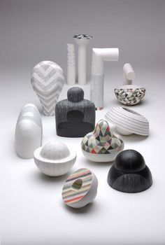 Ceramics by Tania Rollond  #sculpture #ceramics