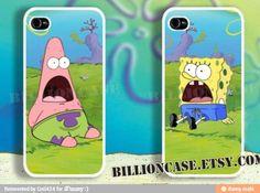Sponge bob and Patrick :O