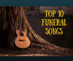 I've never heard any of these played at a funeral. And I work in a funeral home! But maybe this'll give some ideas so we'll get a break from the worn out songs.