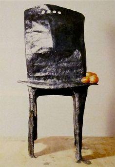 """Gaetano Pesce  """"Wan-Chai (Omaggio a Hong Kong)"""" Chair  Small-scale run  1986-87"""