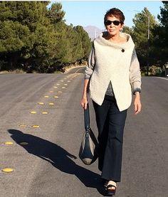 Senior Style Bible Zara vest